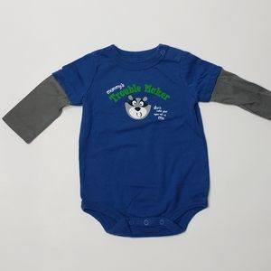 Circo Onesie - Mommy's Troublemaker
